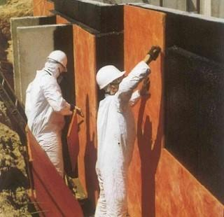 TUFF-N-DRI® foundation waterproofing