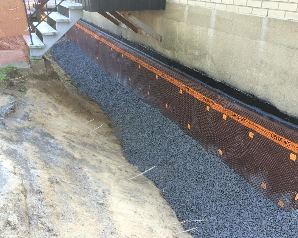 Floor Waterproofing Products ~ Foundations waterproofing service