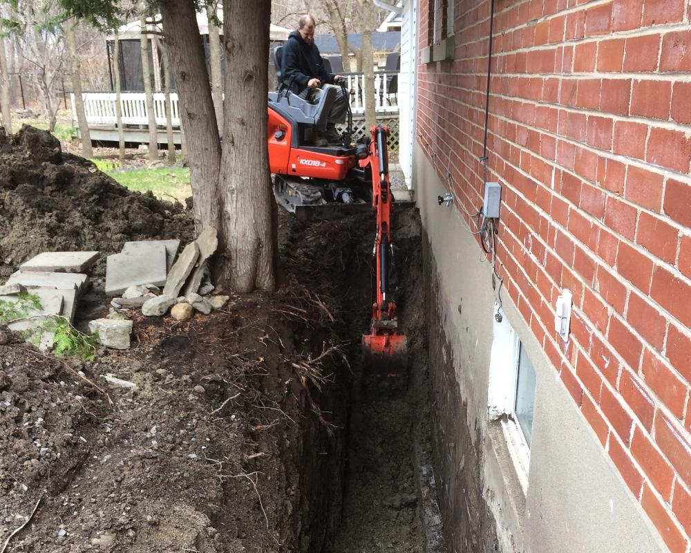 french-drain-